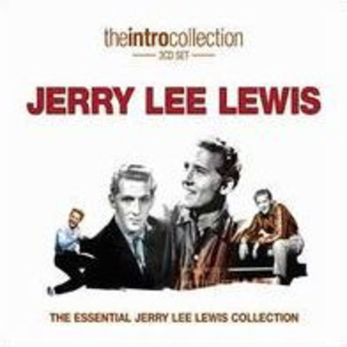The Essential Jerry Lee Lewis Collection