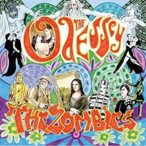 Odessey : The Zombies in Words and Images (Hardcover) (Rod Argent)