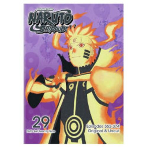 Naruto Shippuden Uncut Set 29