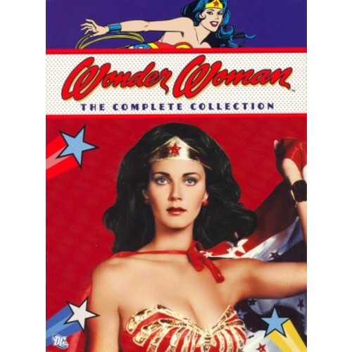 Wonder Woman: The Complete Series Collection [11 Discs]