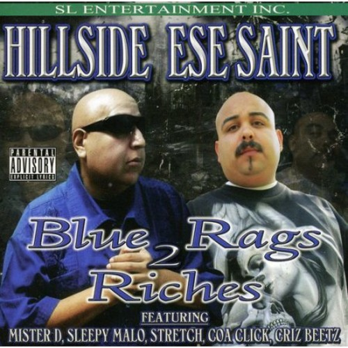Blue Rags 2 Riches [CD] [PA]