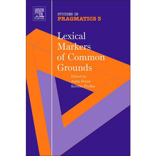 Lexical Markers of Common Grounds