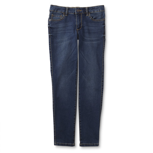 Girl's Skinny Jeans [Length : Regular; Fit : Girls 7-16]