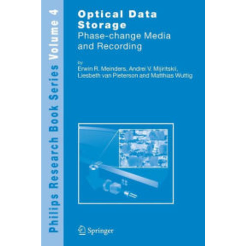Optical Data Storage: Phase-change media and recording / Edition 1