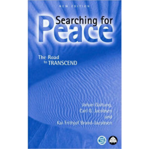Searching For Peace - Second Edition: The Road to TRANSCEND / Edition 2