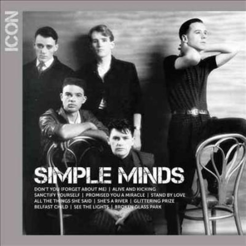 Simple Minds - ICON: Simple Minds