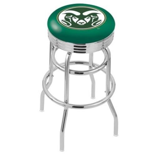 Holland Bar Stool NCAA Swivel Bar Stool; Colorado State Rams