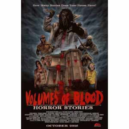 Volumes Of Blood: Horror Stories [DVD]