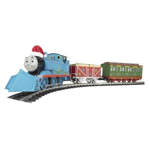 Bachmann Trains Thomas Christmas Delivery Electric Train Set