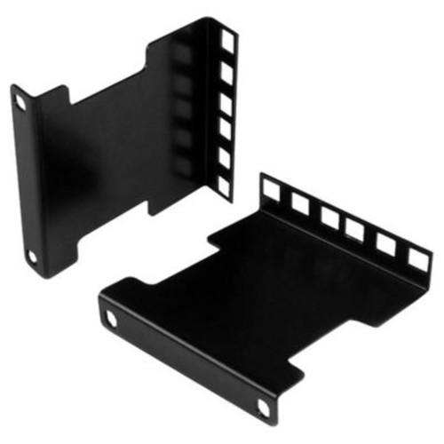 StarTech.com Mounting Adapter Kit for Server Rack, Black (RDA2U)
