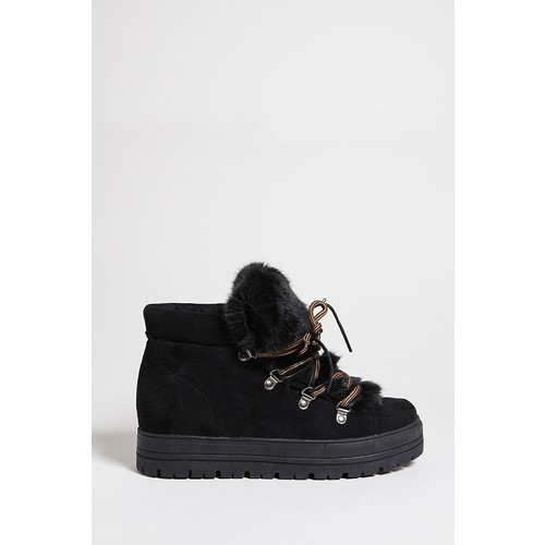 Musse Cloud Ankle Boots