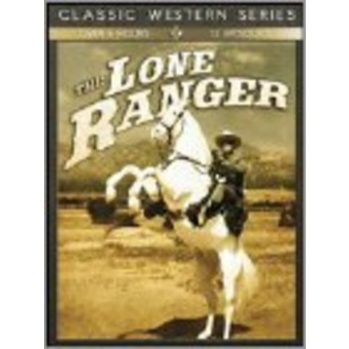 The Lone Ranger: Clayton Moore, Jay Silverheels, 12 Episodes: Movies & TV