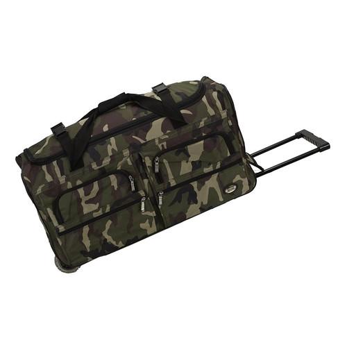 Rockland Luggage, Wheeled Duffel Bag