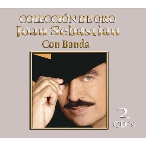 Coleccin de Oro: Con Banda [CD]