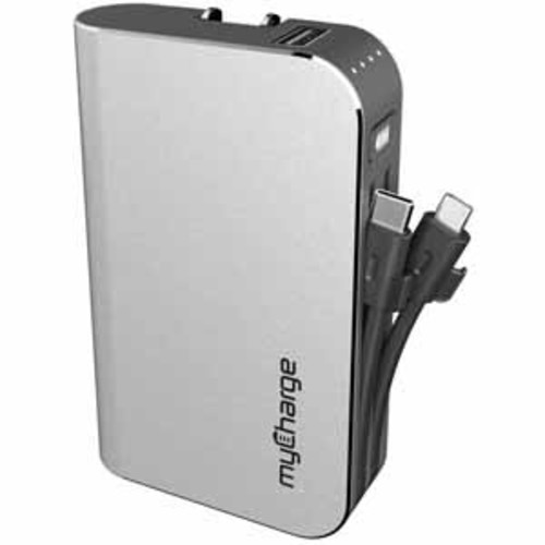MyCharge HubPlus C 6700mAh Portable Charger