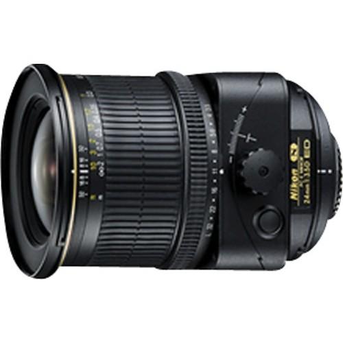 Nikon PC-E FX NIKKOR 24mm f/3.5D ED Fixed Zoom Lens for Nikon DSLR Cameras