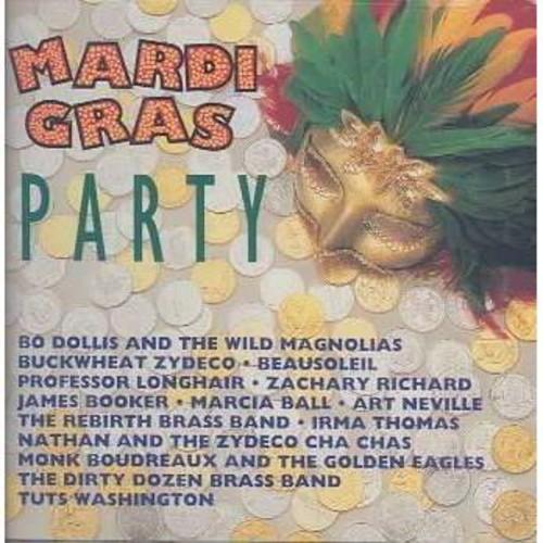 Mardi Gras Party [Rounder] [CD]