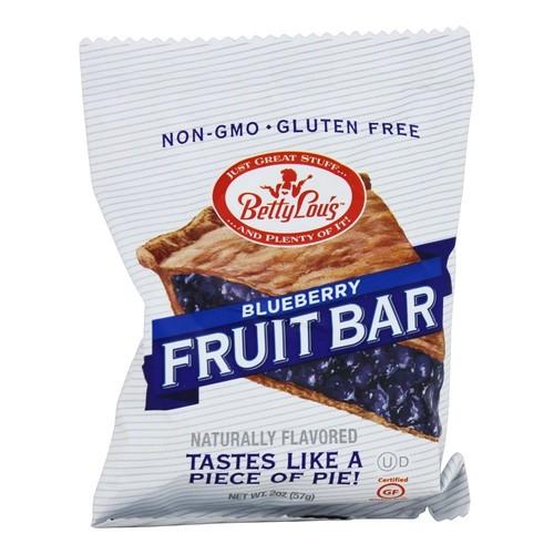 Fruit Bars Gluten-Free Blueberry - 2 oz.