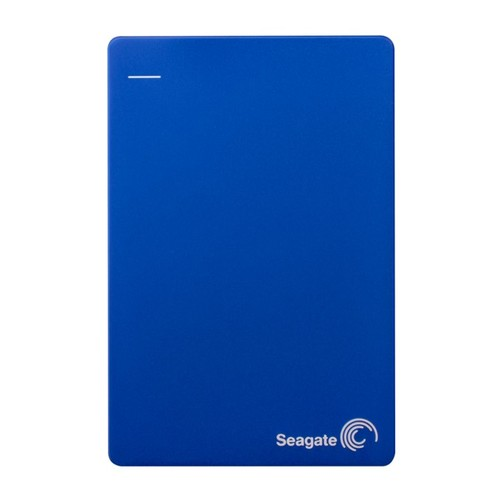 Seagate Backup Plus Slim 2TB Portable External Hard Drive, USB 3.0, Blue
