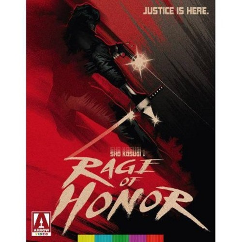 Rage of Honor (Blu-ray Disc)