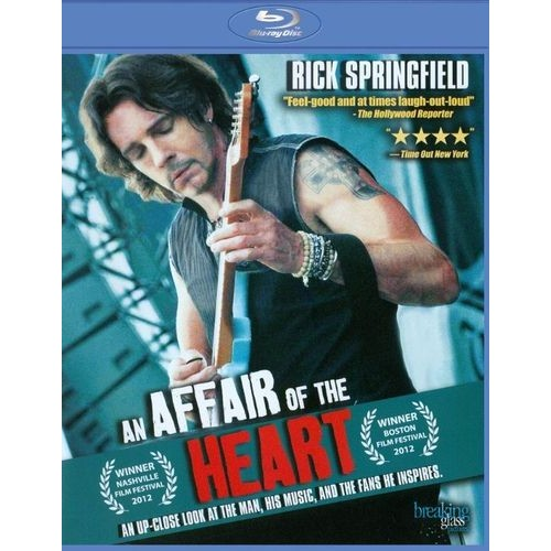 An Affair of the Heart [Blu-ray] [2012]