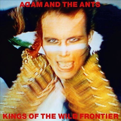 Kings of the Wild Frontier [Deluxe Edition] [CD]