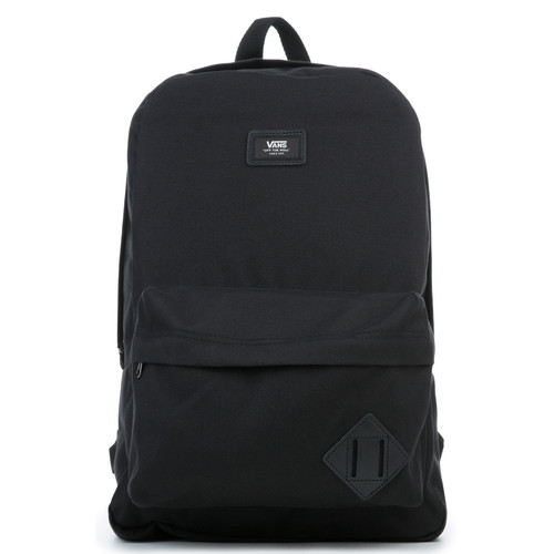The Old School II Backpack in Black