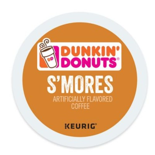 Keurig K-Cup Pack 16-Count Dunkin' Donuts S'Mores Coffee