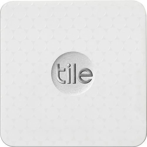 Tile - Tile Slim Bluetooth tracker - White