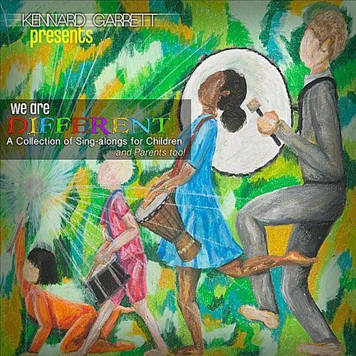 We Are Different [CD]