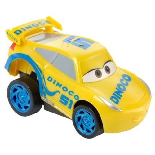Disney Pixar Cars 3 Revvin' Action Dinoco Cruz Ramirez Vehicle