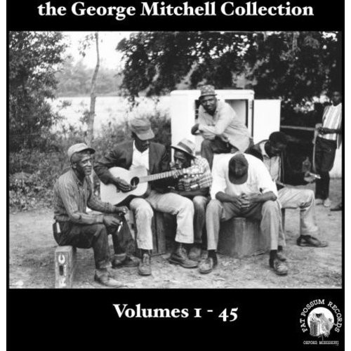 The George Mitchell Collection, Vols. 1-45 [CD]