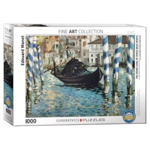 The Grand Canal of Venice 1000 pc Puzzle