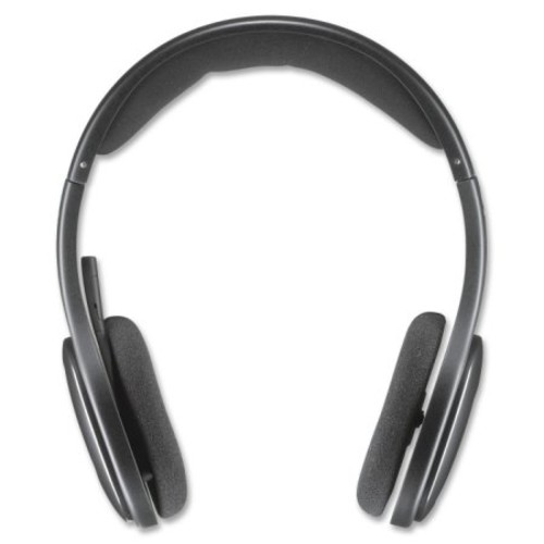 Logitech 981-000337 Wireless Headset H800 [Bluetooth - Computer - Noise Canceling]