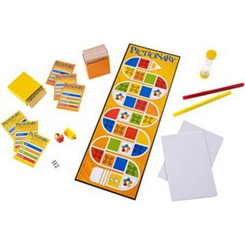 Mattel Pictionary Board Game (DKD47)