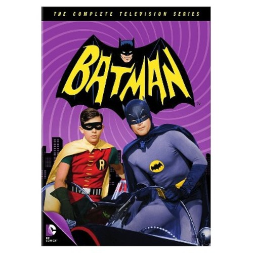 Batman: The Complete Television Series (dvd_video)