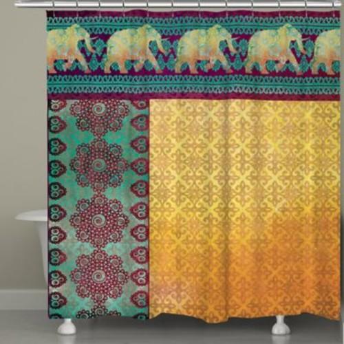 Laural Home Marrakesh Shower Curtain
