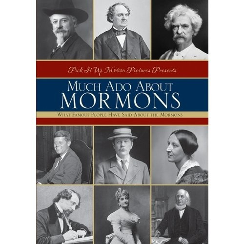 Anderson Much Ado About Mormons Dvd Std Ff