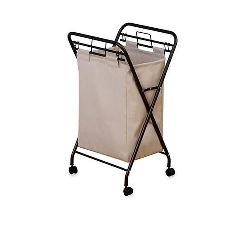 Household Essentials Bronze Hamper