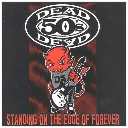 Standing On The Edge Of Forever CD