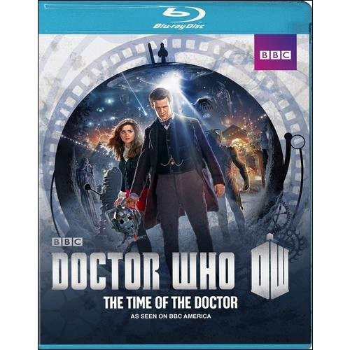 Doctor Who: The Time Of The Doctor (Blu-ray) (Widescreen)