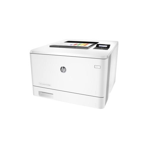 HP - LaserJet Pro m452dn Color Printer - White