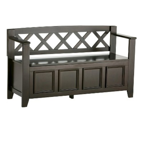 Amherst Entryway Bench - Simpli Home