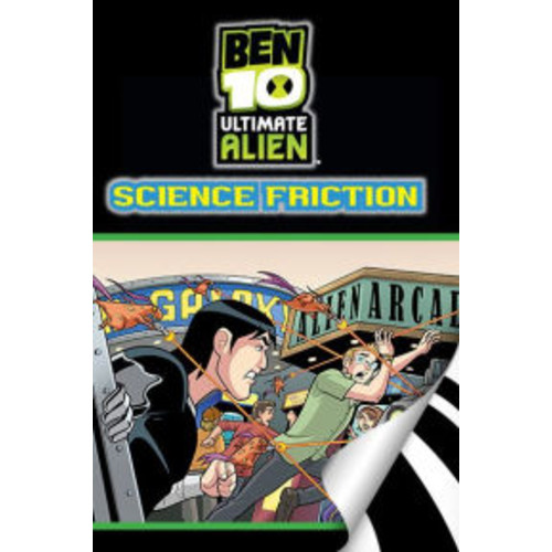 Ben 10 Ultimate Alien: Science Friction
