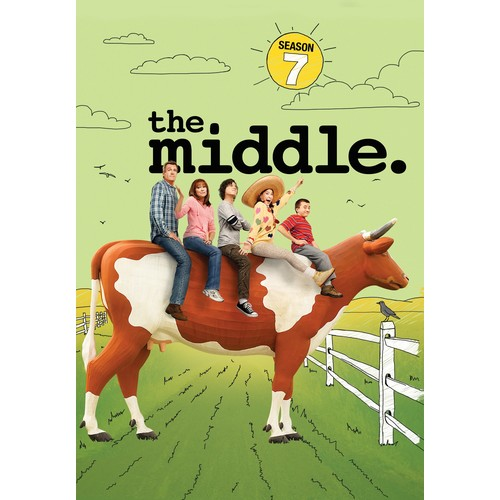 The Middle: The Complete Seventh Season [3 Discs] [DVD]