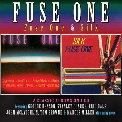 Fuse One/Silk [CD]