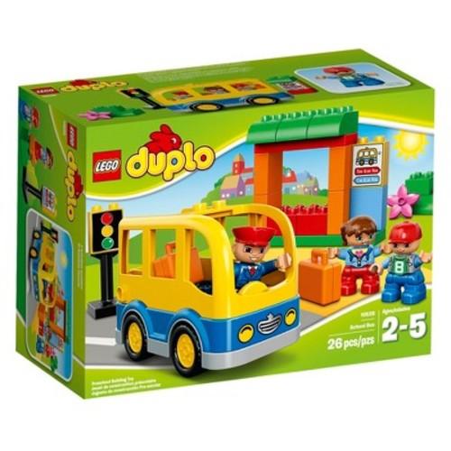 LEGO DUPLO Town School Bus 10528