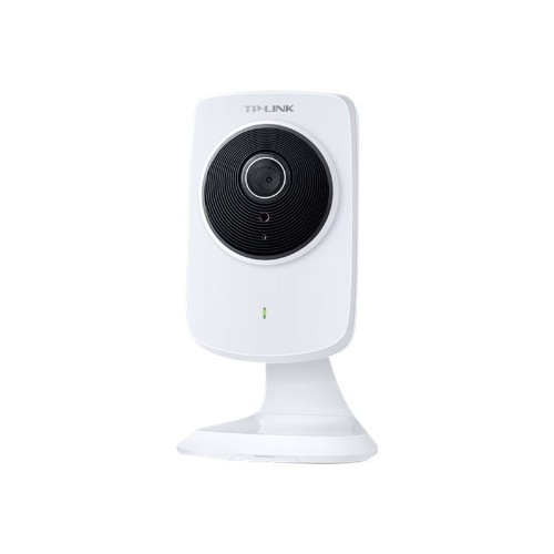 TP-Link TL-NC230 - Network surveillance camera - color (Day&Night) - 1 MP - 1280 x 720 - 720p - fixed focal - audio - wireless - Wi-Fi - LAN 10/100 - H.264 - DC 9 V