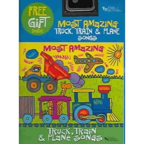 Most Amazing Truck Train & Plane Songs