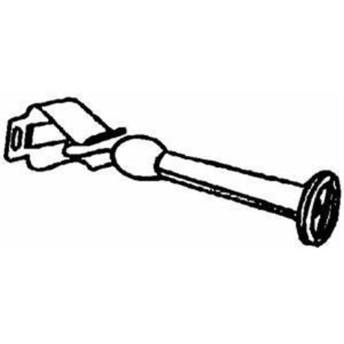NATIONAL/SPECTRUM BRANDS HHI N276-634 3-Inch Brass Rigid Door Stop